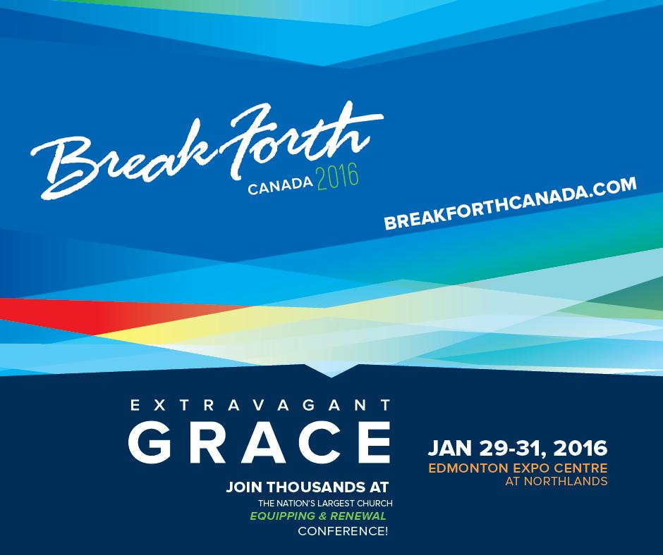 Break Forth Canada 2016