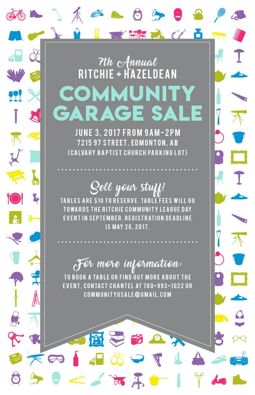 Community Garage Sale | Calvary Baptist Church