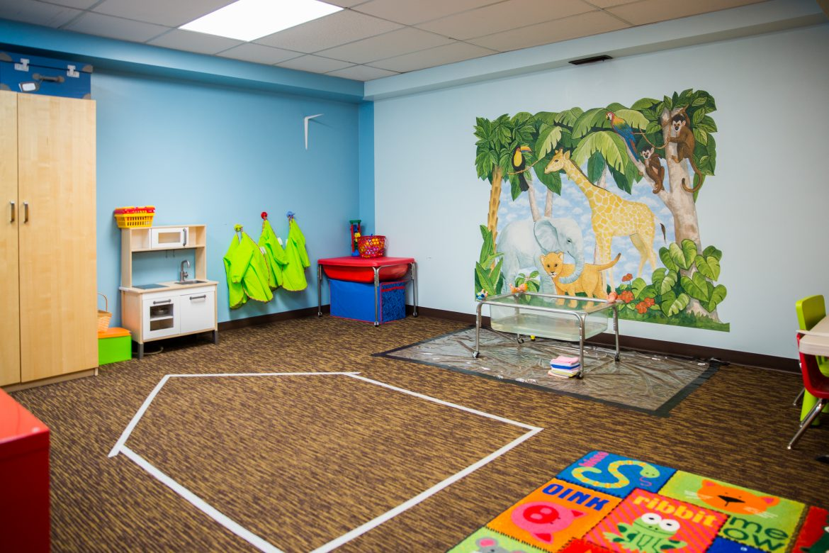 Calvary Baptist Church Edmonton Orange Crew Toddler Room