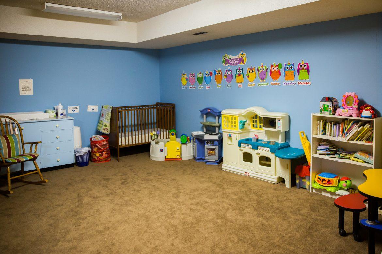 Calvary Baptist Church Edmonton Nursery